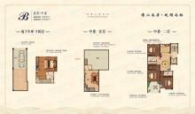 东平泰和清月湖户型图