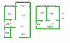 东平县实验中学附近榕侨·中央公馆三室两厅两卫毛坯房出售