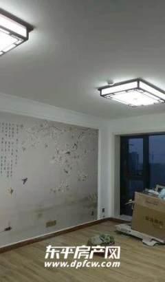 东平县城清河小学附近盛世银河湾小区,精装电梯房出租
