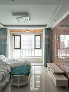 东平县实验中学附近北京湾电梯房精装修出售