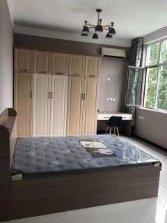 东平县南城区罗庄职业中专附近 公寓房 精装修 家具家电全