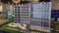 泰安高鐵新區,首付一萬十年包租小投資大回報