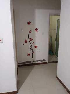 东平县佛山中学附近 电梯 简装三室两厅 简单家具
