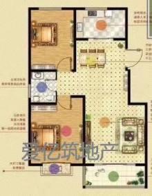 东平县书香雅居2室2厅1卫91m²毛坯房