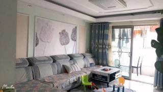 东平滨河御邸3室2厅1卫110m²精装修