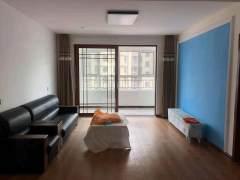 东平县格力书香苑3室2厅2卫,简单装修,家具齐全