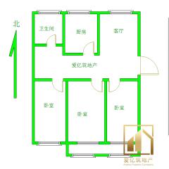 东平县 实验中学附近  国税局家属院黄金楼层 送储藏室 有证可分期