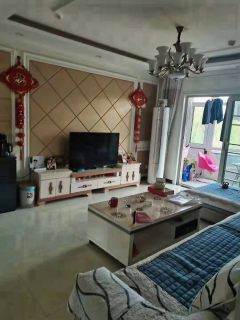 东平县清河畔景彩虹苑4室2厅2卫精装南北通透低价出售满二低税