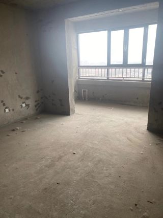 东平县明湖中学附近国际公馆2室2厅1卫92m²房东包过户46万出售