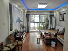 东平园博御园3室2厅2卫82万117m²精装修,有储藏室,送家具家电