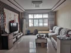 东平县实验中学附近锦绣华庭3室精装黄金楼层证满五年唯一带大车库30平集体供暖可议价