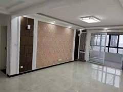 东平县弘盛新城国际精装三室 晾了2年无甲醛 可根据要求配空调 干净整洁美观 年租15000