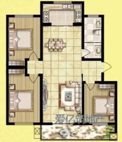 东平佛山小学附近带车库80万出售,书香雅居A区3室2厅1卫80万116m²出售