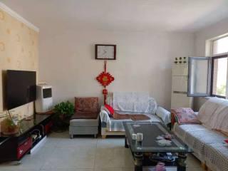 东平县四实小附近西城区天坤国际花园2室2厅1卫66万86m²简单装修出售,赠送储藏室。