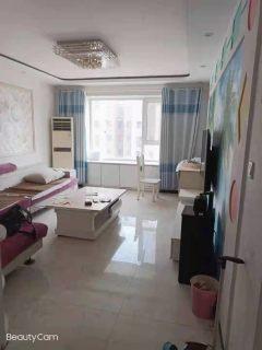 东平县南城区清河上城电梯房7楼 127平 三室两厅两卫带储藏室 75万可分期
