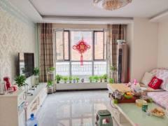 东平县四实小附近 天坤国际花园一楼带院2室2厅1卫68万87m²中档装修