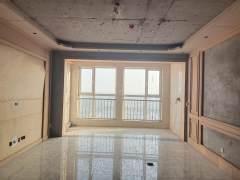 东平县明湖中学附近 华府天地 南北通透户型 3室88万125m²  水电已改瓷砖已铺好 送储藏室